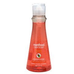 METHOD - DISH - SOAP - CLEMENTINE - 18OZ