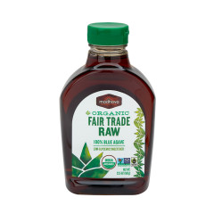 MADHAVA ORGANIC RAW AGAVE NECTAR 23.5 OZ BOTTLE