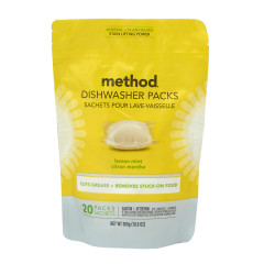 METHOD - AUTOM - DISHWA - PK - LEMON - MINT - 10.5OZ