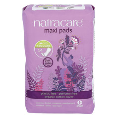 NATRACARE REGULAR PADS BOX