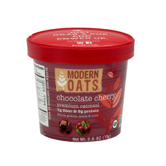 MODERN OATS CHOCOLATE CHERRY 2.6 OZ TUB