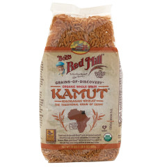 BOB'S RED MILL ORGANIC KAMUT HOT CEREAL 24 OZ POUCH