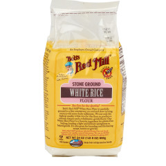 BOB'S RED MILL WHITE RICE FLOUR 24 OZ POUCH