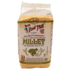 BOB'S RED MILL WHOLE GRAIN MILLET 28 OZ POUCH