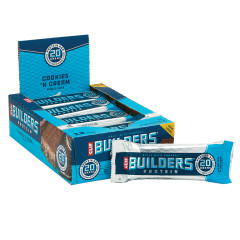 CLIF BAR - BUILDERS - COOKIES AND CREAM - 2.4OZ