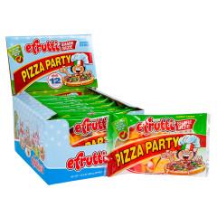EFRUTTI PIZZA PARTY GUMMI CANDY SHARE SIZE 1.4 OZ