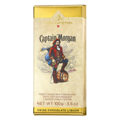 GOLDKENN - LIQUOR BAR - CAPTN MORGAN - 3.5OZ