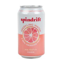 SPINDRIFT BEVERAGE GRAPEFRUIT SPARKLING WATER 12 OZ CAN