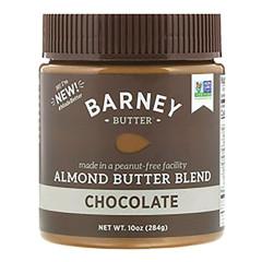 BARNEY BUTTER CHOCOLATE ALMOND BUTTER 10 OZ JAR