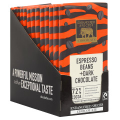 ENDANGERED SPECIES - BAR - ESPRSSO - DARK - 3OZ