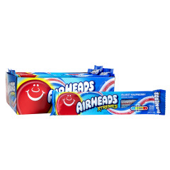 AIRHEADS XTREMES BELTS BLUEST RASPBERRY 2 OZ