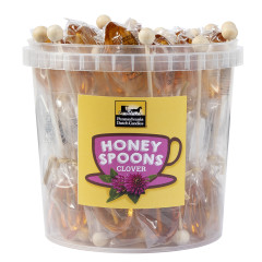 B/E - CLOVER HONEY TEASPOONS