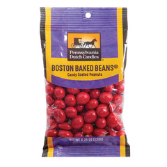 PDC CLEAR WINDOW BAG BOSTON BAKED BEANS PEG BAG 4.25 OZ