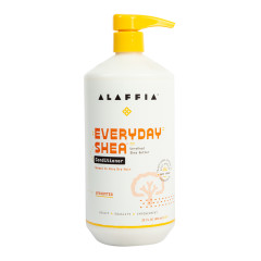 ALAFFIA - UNSCENTED CONDITIONER - 32OZ - 6/CS