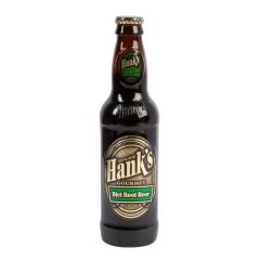 HANK'S DIET ROOT BEER SODA 12 OZ BOTTLE