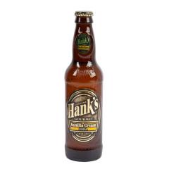 HANK'S VANILLA CREAM SODA 12 OZ BOTTLE