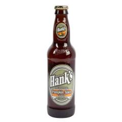 HANK'S PUMPKIN SPICE SODA 12 OZ BOTTLE