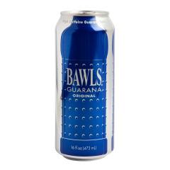 BAWLS GUARANA ORIGINAL SODA 16 OZ CAN