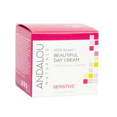 ANDALOU - 1000 ROSES BEAUT - IFUL DAY CREAM - 1.7OZ - 6/CS