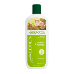AUBREY ORGANICS CHAMOMILE LUXRIOUS CONDITIONER 11 OZ BOTTLE