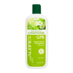 AUBREY ORGANICS GPB VANILLA BEAN CONDITIONER 11 OZ BOTTLE