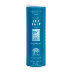 DIVINA FINE SEA SALT 26.4 OZ CANISTER