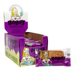 BOBO'S CINNAMON RAISIN OAT BAR 3 OZ