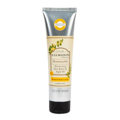 A LA MAISON HONEYSUCKLE LOTION 5 OZ TUBE