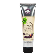 A LA MAISON FIG & BASIL LOTION 5 OZ TUBE
