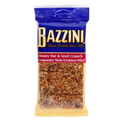 BAZZINI HONEY NUT CRUNCH 3 OZ PEG BAG