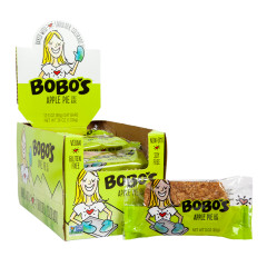 BOBO'S APPLE PIE OAT BAR 3 OZ