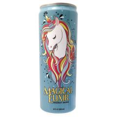 MAGICAL UNICORN ELIXIR ENERGY DRINK 12 OZ CAN