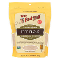 BOB'S RED MILL - TEFF FLOUR - 20OZ