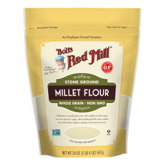 BOB'S RED MILL MILLET FLOUR 20 OZ POUCH