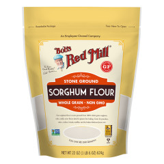 BOB'S RED MILL - SORGHUM FLOUR - 22OZ
