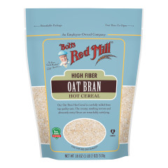 BOB'S RED MILL OAT BRAN 18 OZ POUCH