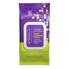 ANDALOU - AGE DEFYING MICLL FACIALSWIPE 35CT