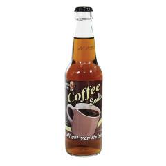 LESTER'S FIXINS COFFEE SODA 12 OZ BOTTLE