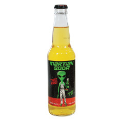 MARTIAN MARS KUMQUAT SODA 12 OZ BOTTLE