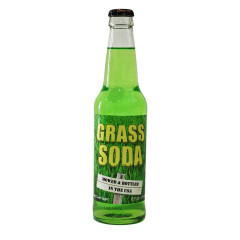 GRASS SODA 12 OZ BOTTLE