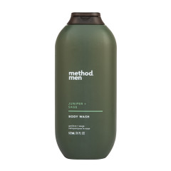 METHOD JUNIPER & SAGE MENS BODY WASH 18 OZ BOTTLE