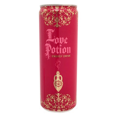LOVE POTION ENERGY DRINK 12 OZ CAN