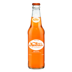 NESBITT'S ORANGE SODA 12 OZ BOTTLE