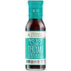 PRIMAL KITCHEN - ORG NO SOY TERIYKI/MARINADE - 90Z