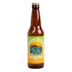 OOGAVE MANDARIN KEY LIME ORGANIC SODA 4 PACK 12 OZ BOTTLE