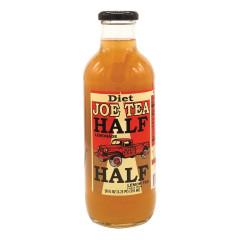 JOE TEA DIET HALF & HALF 20 OZ BOTTLE