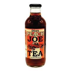 JOE TEA DIET PEACH 20 OZ BOTTLE