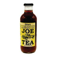 JOE TEA DIET LEMON 20 OZ BOTTLE