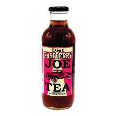 JOE TEA DIET RASPBERRY 20 OZ BOTTLE