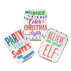 ELMER - CHRISTMAS SAYINGS - GIFT BOX - 1.6OZ